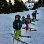 Schneespo Kids auf der Abenteuerpiste